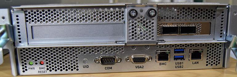 Nvidia dgx2 server ports