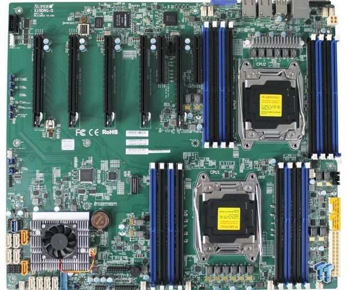 Khác biệt về đặc tính giữa 2 dòng CPU intel xeon và core i7