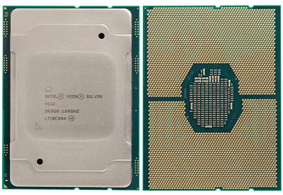 skylake-sp intel xeon bộ vi xử lý bạc có thể mở rộng với 4 lõi