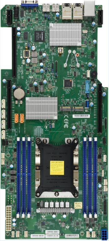 Supermicro Motherboard Xeon Boards X11SPG-TF