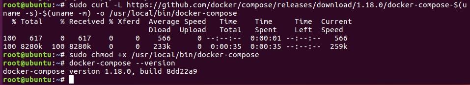 Cài đật Docker Compose trên Ubuntu 16.04