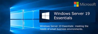 Kết quả hình ảnh cho windows server 2019 essentials