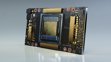 GPU lõi căng NVIDIA A100