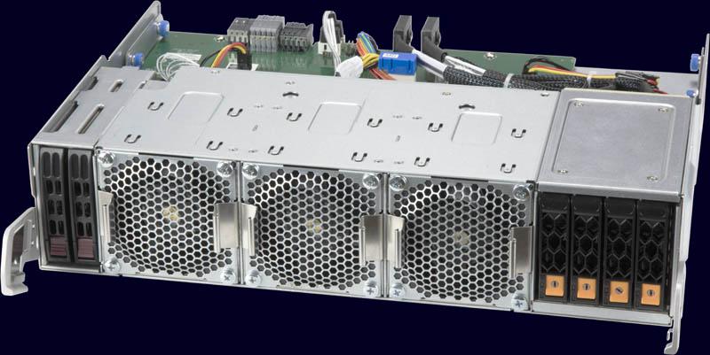 Supermicro SuperStorage SSG 6049SP DE1CR60 IO Mở rộng hàng đầu