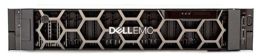 lưu trữ gpu AI Dell EMC 740