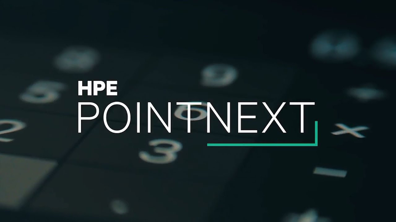 Les services HPE Pointnext - YouTube
