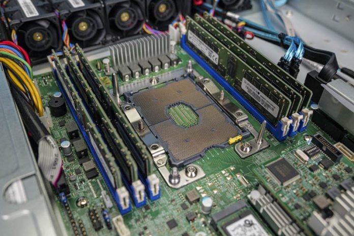 Máy chủ 1-socket Supermicro SYS-1019P-WTR
