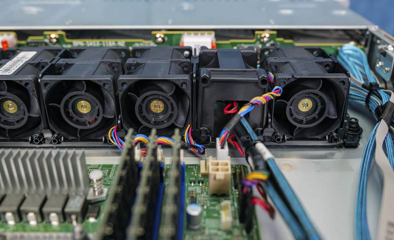 Quạt Supermicro SYS 1019P WTR