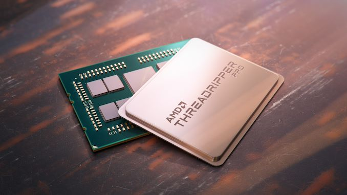 AMD Announces Ryzen Threadripper Pro: Workstation Parts for OEMs Only
