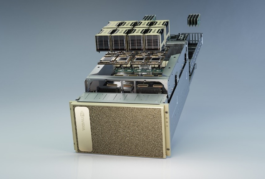 DGX A100