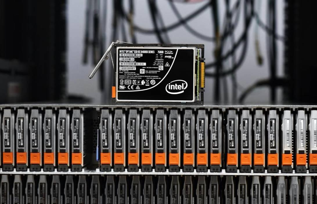 ổ đĩa cụm lưu trữ powerstore