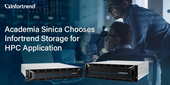 Academia Sinica chọn Infortrend Storage cho ứng dụng HPC