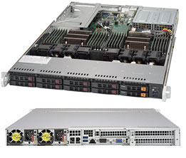 SuperServer SYS-1028U-TNRT+