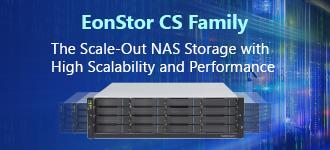 Gia đình EonStor CS